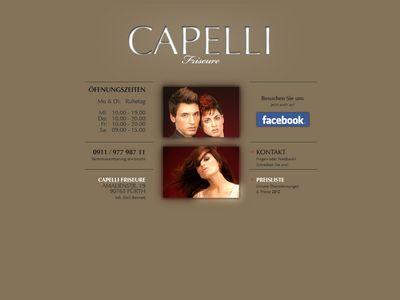Capelli Friseure
