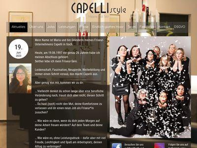 CapelliStyle - Haare mit Stil