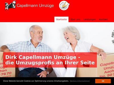 Capellmann Umzüge