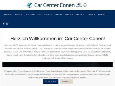 Car Center Conen GmbH
