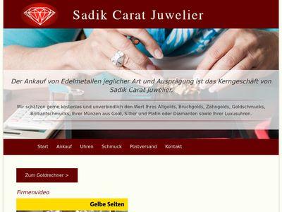 Sadik Carat Juwelier