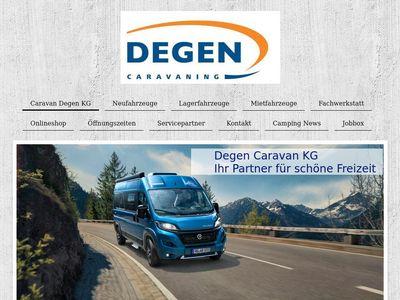 Caravan Degen KG