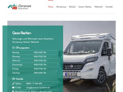 Janosch Wohnmobil- & Wohnwagenvermietung