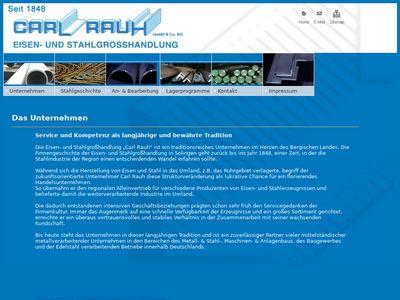 Carl Rauh GmbH & Co. KG
