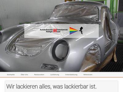 Autolackiererei Rüdiger Meyer