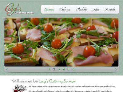 Luigi's Catering Service