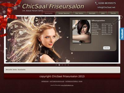 Chicsaal Friseur Salon Mülheim