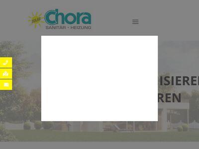 Sadeck Chora Sanitär- und Heizungstechnik