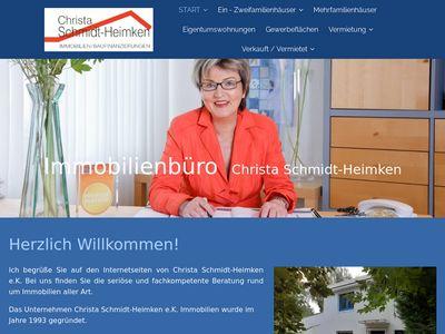Christa Schmidt-Heimken e.K. Immobilien
