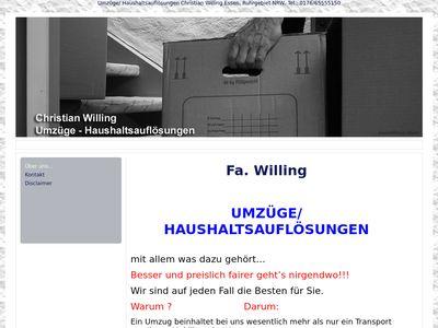 Christian Willing