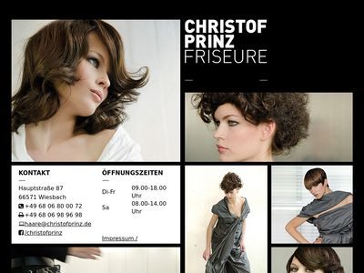 Christof Prinz Friseure