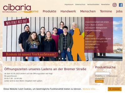 Biovollkornbäckerei cibaria