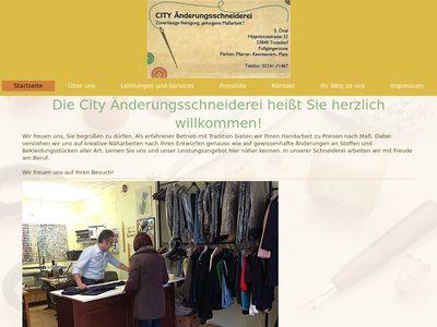 City Änderungsschneiderei