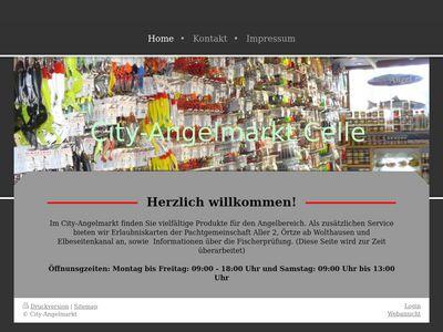 Finke City-Angelmarkt Angelmarkt