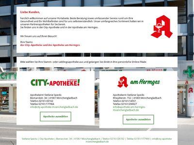 City-Apotheke S. Specks
