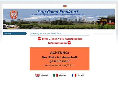 City Camp Frankfurt