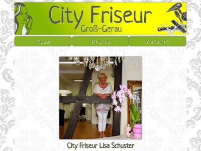 Friseur City-Friseur