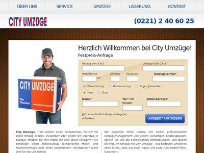 City Umzüge GmbH