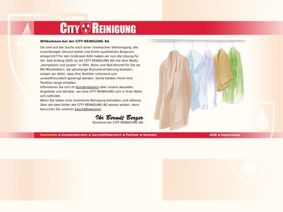 City Reinigung AG