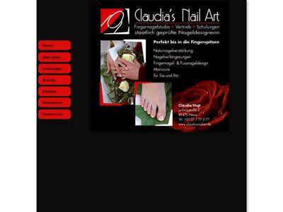 Claudia's Nail Art