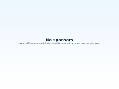 Coiffeur Susanna