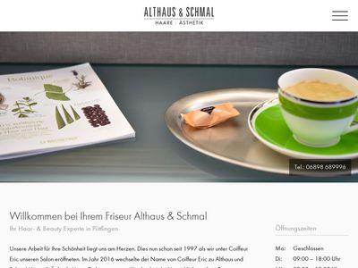 Coiffeur Eric Althaus + Schmal GmbH