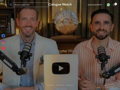 CologneWatch