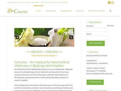 Concilio Beauty & Wellness Concept