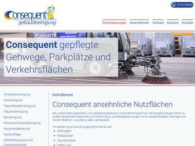 Consequent Gebäudereinigung GmbH