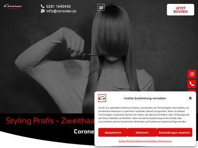 Coroneo hair design