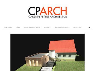 CPARCH - Carsten Peters Architektur