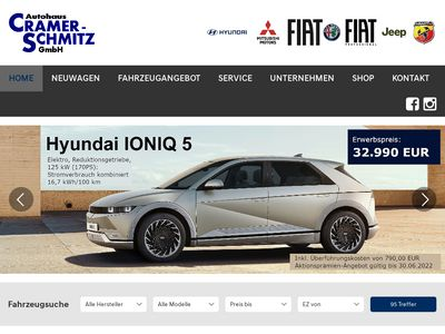 Autohaus Cramer-Schmitz GmbH
