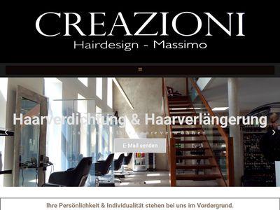 Creazioni hairdesign Massimo