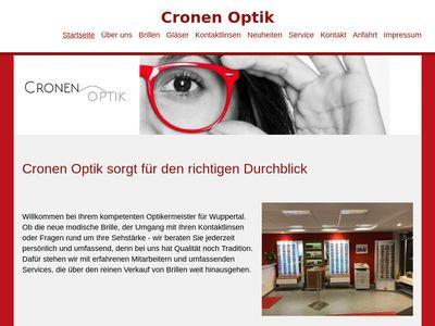 Cronen Optik