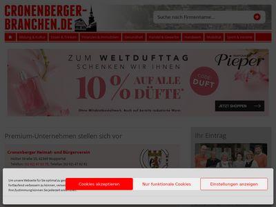 Cronenberger Werkzeugkiste
