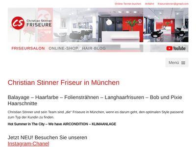 Christian Stinner Friseure