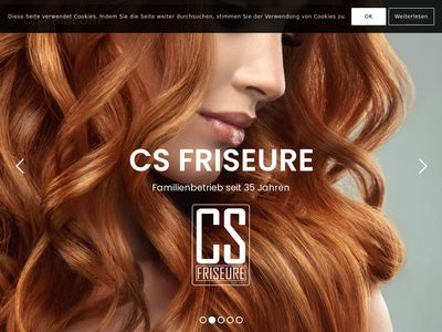 CS Friseure Potsdam - Friedrich Ebert Str. 99