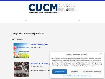 CompUser Mainspitze e.V.
