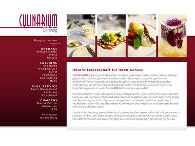 Culinarium Catering GmbH