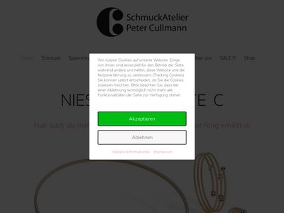 SchmuckAtelier Peter Cullmann