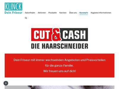 Cut + Cash die HAARSCHNEIDER