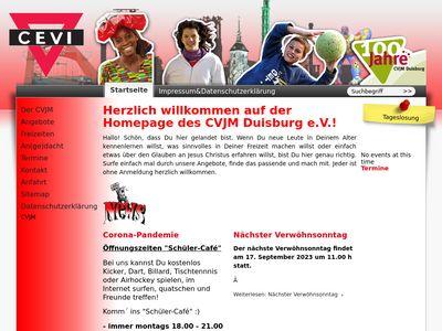 CVJM Duisburg e.V.