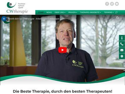 CWTherapie Physiotherapie