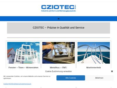 Fensterbau CZIOTEC GmbH