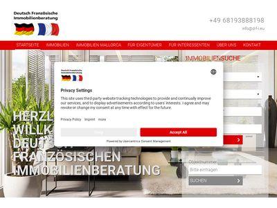 Deutsch-Französische Immobilien Beratung