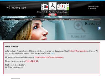 D_tec.tif GmbH