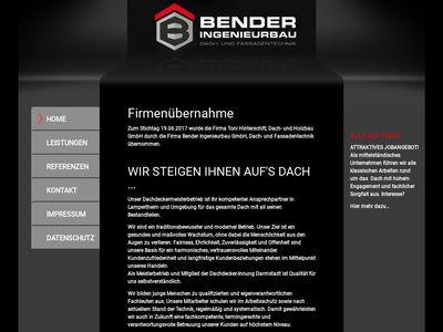 Hinterschitt Dach- und Holzbau GmbH
