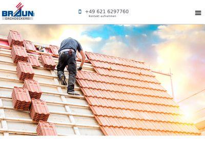 Dachdeckerei Braun GmbH