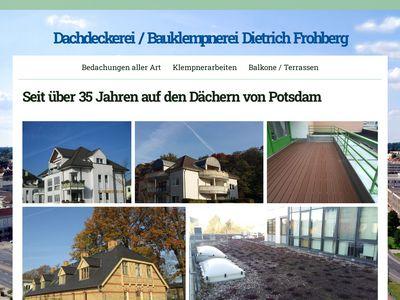 Dachdeckerei Potsdam Dach