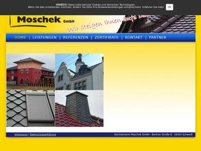 Dachdeckerei Moschek GmbH